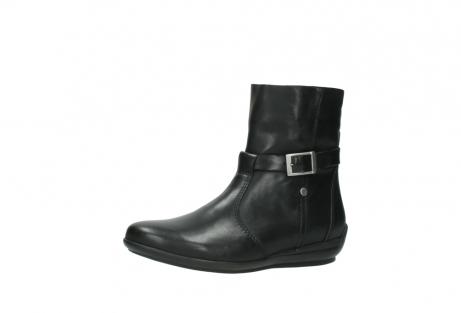 wolky halfhoge laarzen 0381 solano 200 zwart leer_23