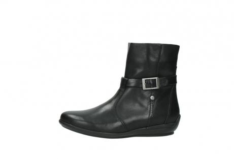 wolky halfhoge laarzen 0381 solano 200 zwart leer_24