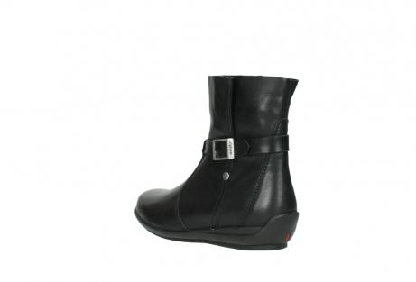 wolky halfhoge laarzen 0381 solano 200 zwart leer_4