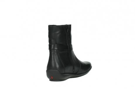 wolky halfhoge laarzen 0381 solano 200 zwart leer_9