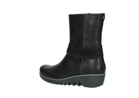 wolky mid calf boots 03822 angel 50002 black leather_3