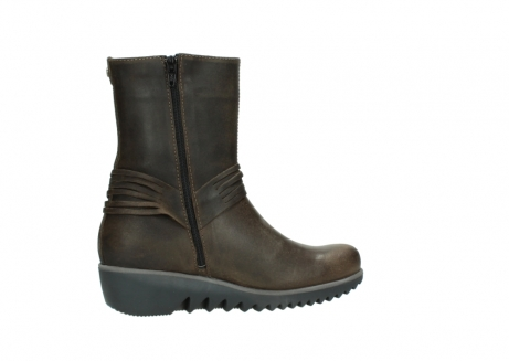 wolky bottes mi hautes 03822 angel 50152 cuir taupe_12