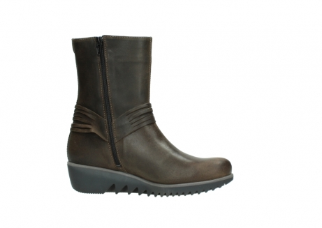 wolky bottes mi hautes 03822 angel 50152 cuir taupe_14