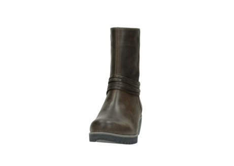 wolky bottes mi hautes 03822 angel 50152 cuir taupe_20