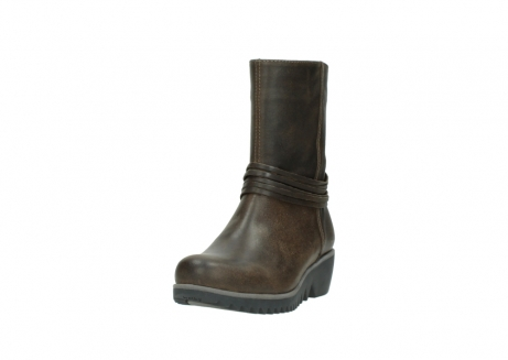 wolky bottes mi hautes 03822 angel 50152 cuir taupe_21