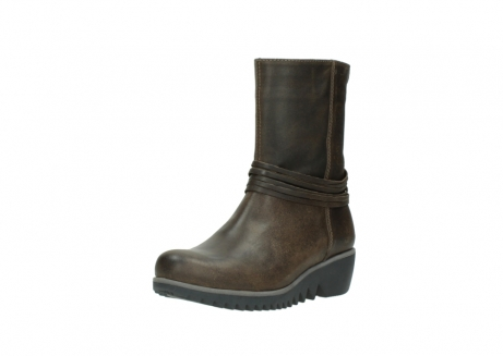 wolky bottes mi hautes 03822 angel 50152 cuir taupe_22