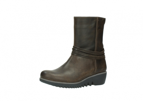 wolky bottes mi hautes 03822 angel 50152 cuir taupe_23