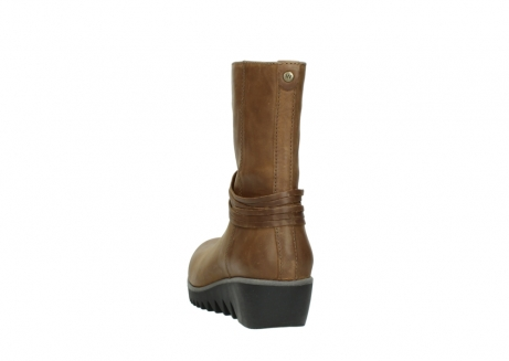 wolky mid calf boots 03822 angel 50432 cognac leather_6