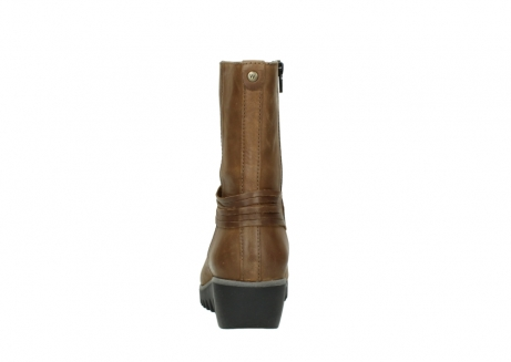 wolky mid calf boots 03822 angel 50432 cognac leather_7