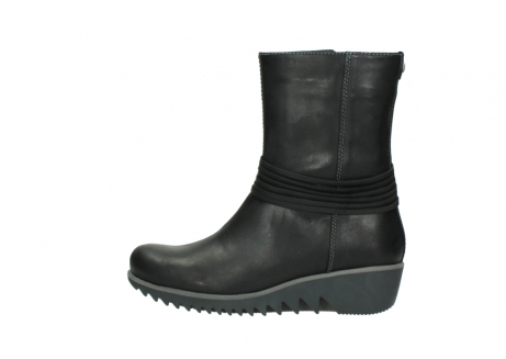 wolky mid calf boots 03823 angel cw 50002 black leather_1