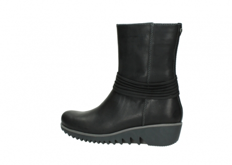wolky mid calf boots 03823 angel cw 50002 black leather_2