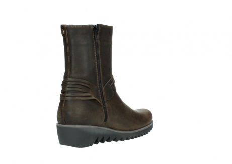 wolky bottes mi hautes 03823 angel cw 50152 cuir taupe_10