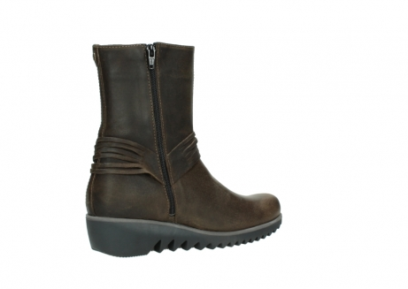wolky bottes mi hautes 03823 angel cw 50152 cuir taupe_11