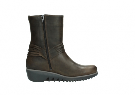 wolky bottes mi hautes 03823 angel cw 50152 cuir taupe_13