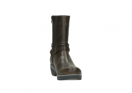 wolky bottes mi hautes 03823 angel cw 50152 cuir taupe_18