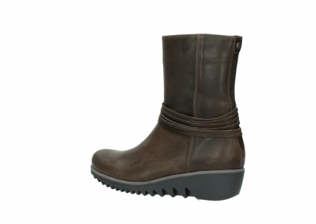 wolky bottes mi hautes 03823 angel cw 50152 cuir taupe_3