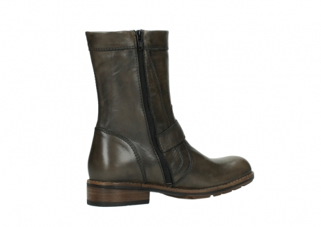 wolky bottes mi hautes 04431 mason 20150 cuir taupe_11