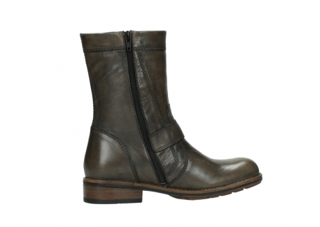 wolky bottes mi hautes 04431 mason 20150 cuir taupe_12