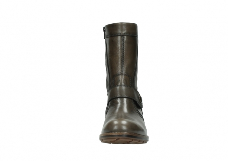 wolky mid calf boots 04431 mason 20150 taupe leather_19