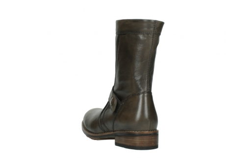 wolky mid calf boots 04431 mason 20150 taupe leather_5