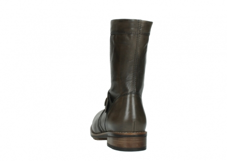wolky bottes mi hautes 04431 mason 20150 cuir taupe_6