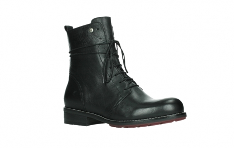 wolky mid calf boots 04432 murray 20000 black leather_3