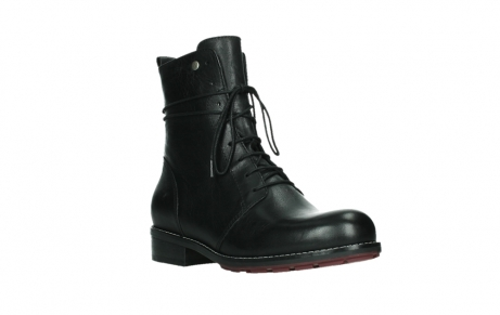 wolky mid calf boots 04432 murray 20000 black leather_4