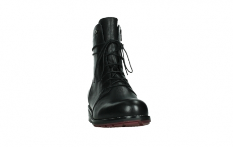 wolky mid calf boots 04432 murray 20000 black leather_6
