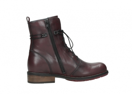wolky mid calf boots 04432 murray 20510 burgundy leather_12