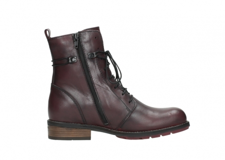 wolky mid calf boots 04432 murray 20510 burgundy leather_13