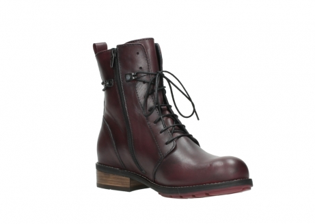 wolky mid calf boots 04432 murray 20510 burgundy leather_16