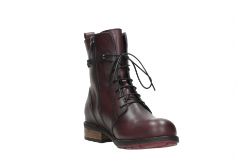 wolky mid calf boots 04432 murray 20510 burgundy leather_17
