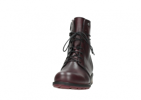 wolky mid calf boots 04432 murray 20510 burgundy leather_20