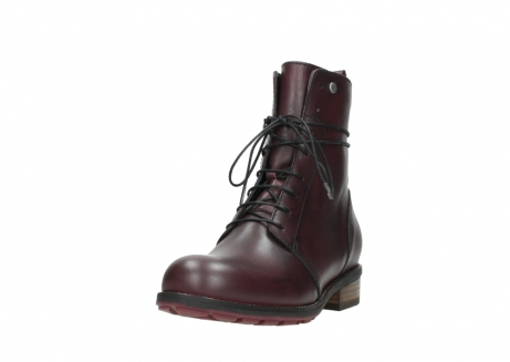 wolky mid calf boots 04432 murray 20510 burgundy leather_21