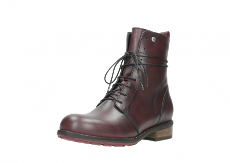 wolky mid calf boots 04432 murray 20510 burgundy leather_22