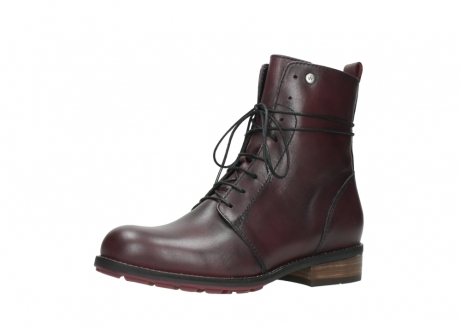 wolky mid calf boots 04432 murray 20510 burgundy leather_23