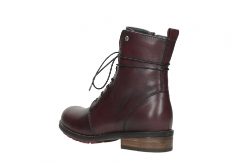 wolky mid calf boots 04432 murray 20510 burgundy leather_4