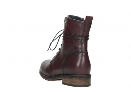 wolky mid calf boots 04432 murray 20510 burgundy leather_5