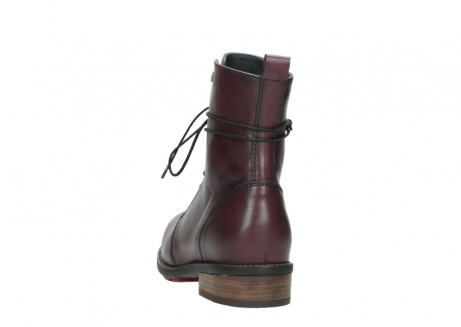 wolky mid calf boots 04432 murray 20510 burgundy leather_6