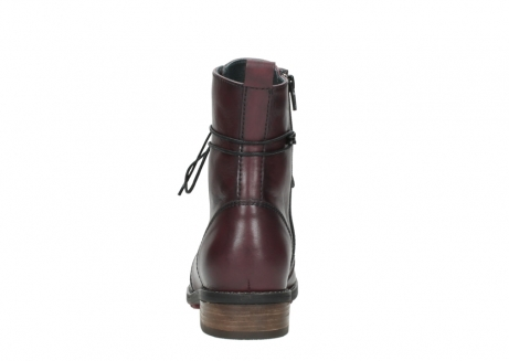 wolky mid calf boots 04432 murray 20510 burgundy leather_7
