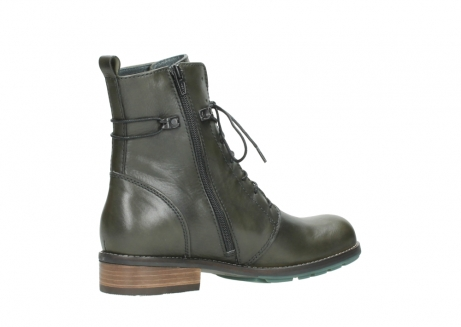 wolky mid calf boots 04432 murray 20730 forest green leather_11
