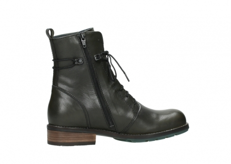 wolky mid calf boots 04432 murray 20730 forest green leather_12