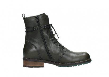 wolky mid calf boots 04432 murray 20730 forest green leather_13