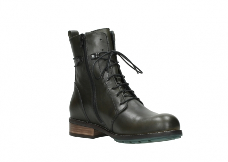 wolky bottes mi hautes 04432 murray 20730 cuir vert_16