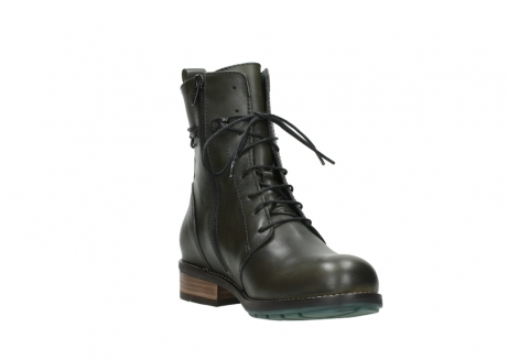 wolky bottes mi hautes 04432 murray 20730 cuir vert_17