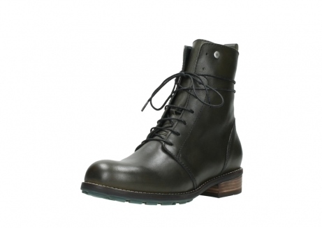 wolky bottes mi hautes 04432 murray 20730 cuir vert_22
