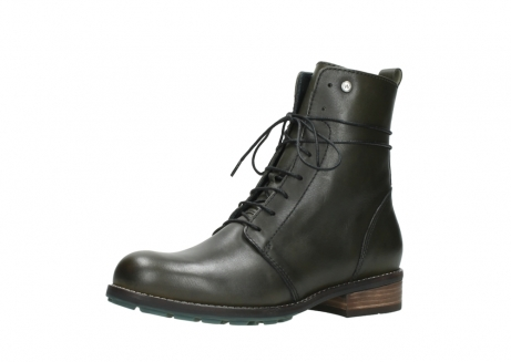 wolky bottes mi hautes 04432 murray 20730 cuir vert_23
