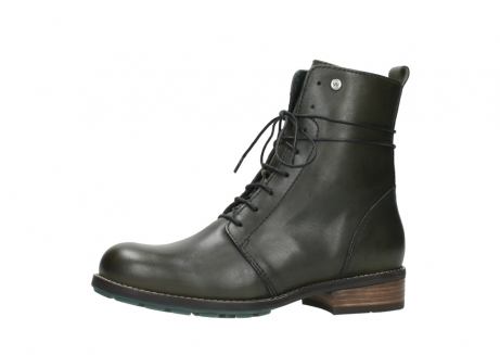 wolky mid calf boots 04432 murray 20730 forest green leather_24