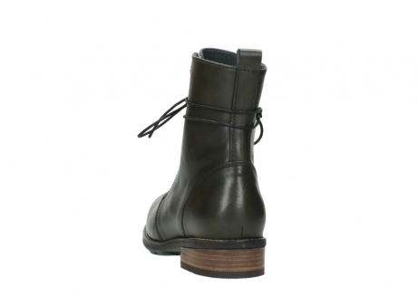 wolky mid calf boots 04432 murray 20730 forest green leather_6