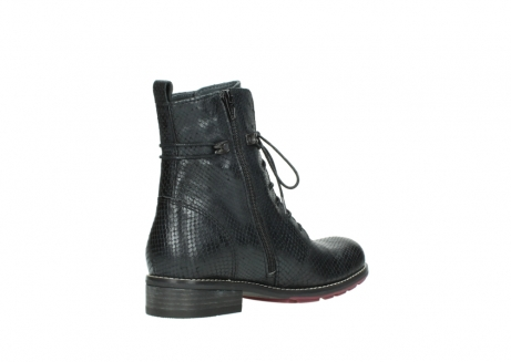 wolky mid calf boots 04432 murray 30000 black leather_10
